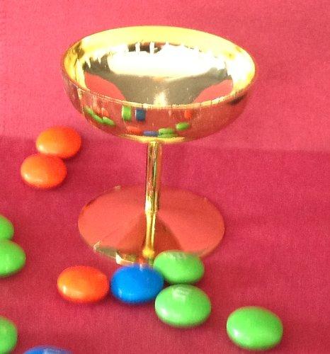 Plastic Champagne Glasses Wedding Favor product image
