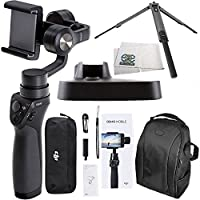 DJI OSMO Mobile Handheld Stabilized Gimbal Bundle