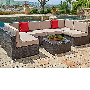 518TAPG59ZL._SS300_ Best Wicker Patio Furniture Sets For 2020