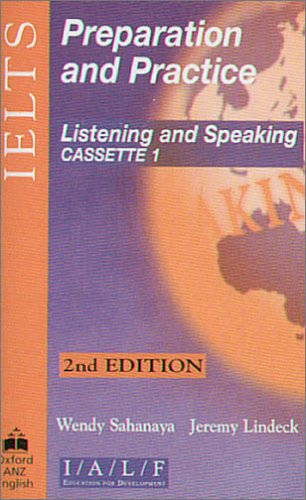 IELTS Preparation and Practice: Listening and Speaking: Audio-Kassetten