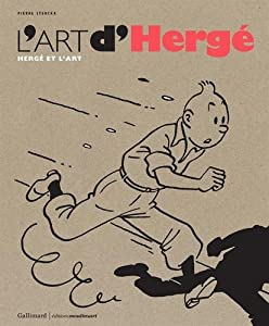"Afficher ""L'Art d'Hergé"""