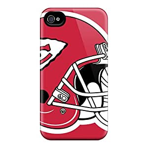 Iphone 6 QSX16029xsCF Unique Design Nice Kansas City Chiefs Skin Scratch Protection Cell-phone Hard Cover -AnnaDubois