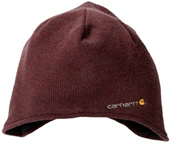 Carhartt Men's Northern Ear-Flap Hat,Port Heather (Closeout),One Size