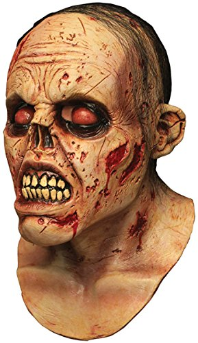 Morris Costumes Zombie Lurker Latex Mask