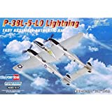 Hobby Boss Easy Assembly P-38L-5-LO Lightning Airplane for sale  Delivered anywhere in USA