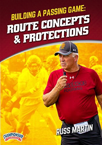 (Building a Passing Game: Route Concepts and)