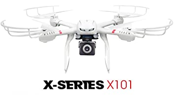 MJX X101 2.4G RC Drone 6 Axis Gyro Supper Large Quadcopter ...