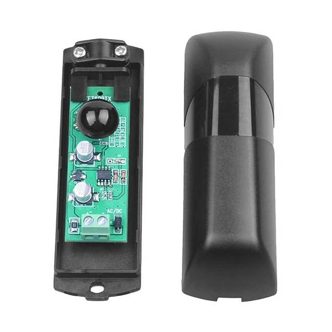Ociodual Fotocelula Sensor Infrarrojos IR para Puertas de Garaje Automaticas Yet 609: Amazon.es: Electrónica