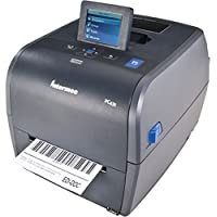 Honeywell PC43TA00100301 PC43T Thermal Transfer Desktop Printer with LCD, 4
