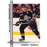 2000-01 Be A Player Memorablia Hockey  208 Robert Svehla Florida Panthers  Official. 32a34eb4b