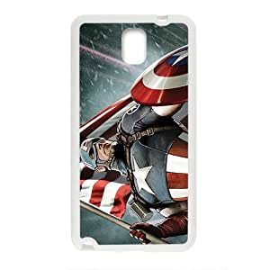 America Captain Phone Case for Samsung Galaxy Note3 Case