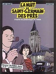Nestor Burma : La nuit de Saint-Germain-des-Prés