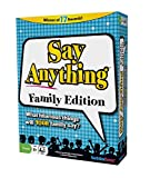 North Star Games Say Anything Family Game | Card Game with Fun Get to Know Questions