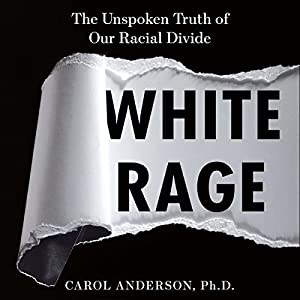 White Rage Audiobook
