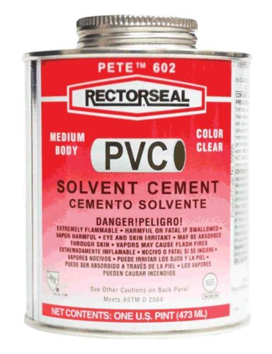 rectorseal-55926-pint-602l-medium-body-low-voc-pvc-solvent-cement