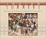 Indian Summers, J. J. Creighton, 0874221919