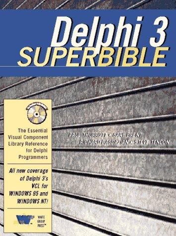 Delphi 3 Superbible by Brand: Waite Group Pr