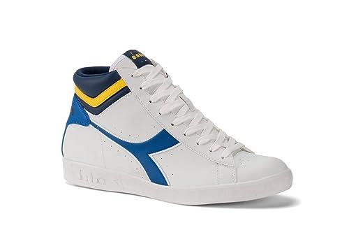 High Sneakers Alte Donna P Diadora Pelle Uomo Game 9EHbeWD2YI