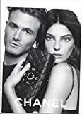 **PRINT AD** With Daria Werbowy For 2006 Chanel Handbags **PRINT AD**