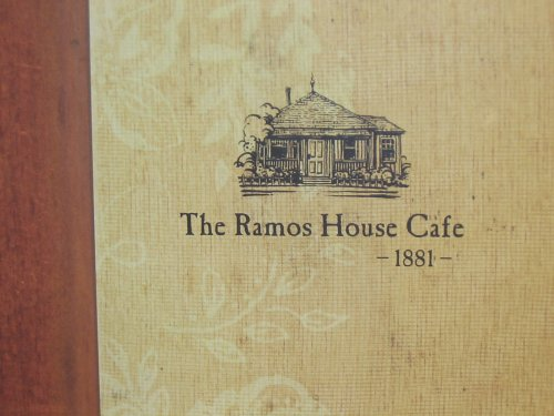 THE RAMOS HOUSE CAFE: RECIPES FROM THE FIRST 5 YEARS