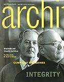 Architecture April 1997 RODOLFO MACHADO & JORGE SILVETTI The Other Getty De Menil Art Rescue INTEGRITY Shedding Lights On Fiber Optics