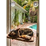 "Highdas Cat Window Mounted Bed Pets Hammock Beds Washable Cover Size 21"" X 13"""