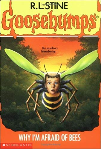 [By R.L. Stine ] Why I'M Afraid of Bees (Goosebumps - 17) (Paperback)【2018】by R.L. Stine (Author) (Paperback) from Scholastic Incorporated