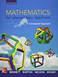 img - for Mathematics for Elementary Teachers: A Conceptual Approach with An Activity Approach and Manipulative Kit book / textbook / text book
