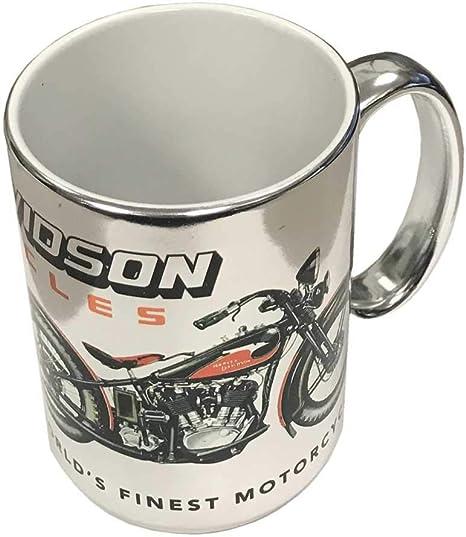Vintage Harley Davidson Motorcycles Coffee Mug