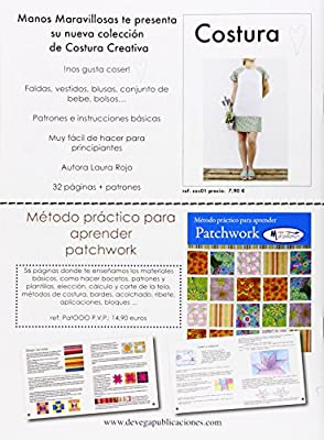 LABORES DE PATCHWORK 30: AA.VV: 9788495668523: Amazon.com: Books