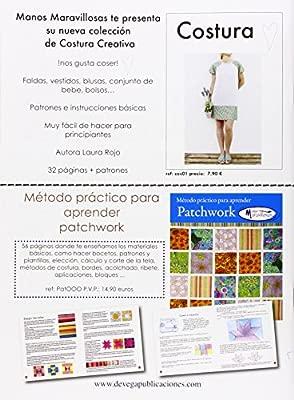 LABORES DE PATCHWORK 30: AA.VV: 9788495668523: Amazon.com: Books