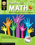 Second Common Core Activities: Second Grade Math, Marjorie Frank, 0865307377