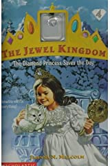 The Diamond Princess Saves the Day (Jewel Kingdom #4) Paperback