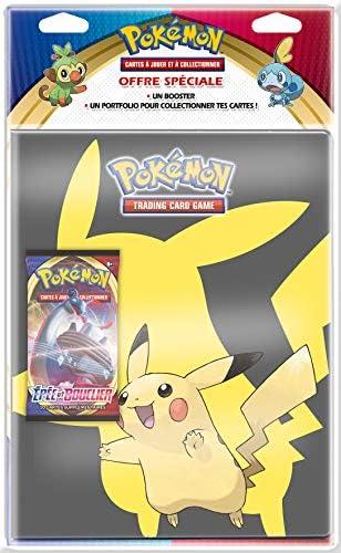 Pokémon - Espada y escudo de la serie 1 (EB01) - Pack Portfolio + ...
