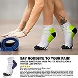 CHARMKING Compression Socks for Women & Men 15-20