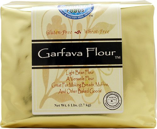 Authentic Foods Garfava Flour - 6 - Bean Garbanzo Flour