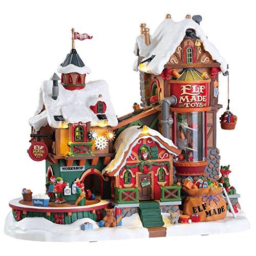 Village Elf Toy Factory