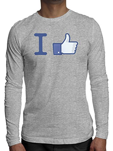 I Like Facebook T-Shirt