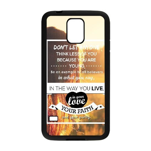 Phone Case for Samsung Galaxy S5 i9600, Durable