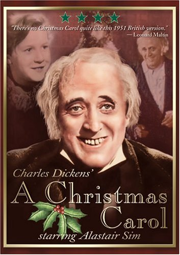 Amazon.com: A Christmas Carol (Original B&W Version): Alastair Sim ...