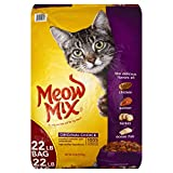 Meow Mix Original Choice Dry Cat Food, 22 Lb