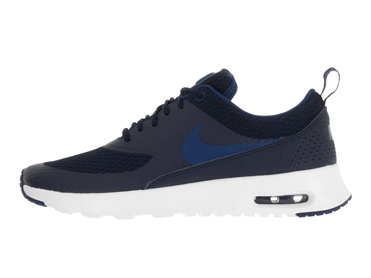 Nike 819639-401, Chaussures de Sport Femme, Bleu (Obsidian/Coastal Blue/Summit White), 36.5 EU