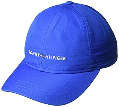 Tommy Hilfiger Men's Traditional Golf Hat from Tommy Hilfiger Headwear Child Code
