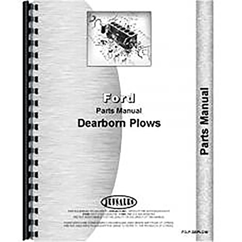 New Dearborn 10-161 Plow Parts ()