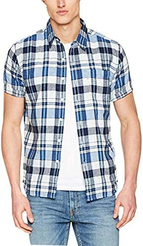 Levis S/S Sunset 1 Pkt Shirt - Camisa para Hombre: Amazon.es: Ropa y accesorios