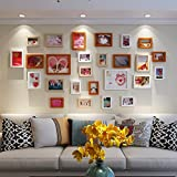 Hyun times Photo wall simple modern living room decoration heart and soul Xiangxiang frame creative wall combination photo frame