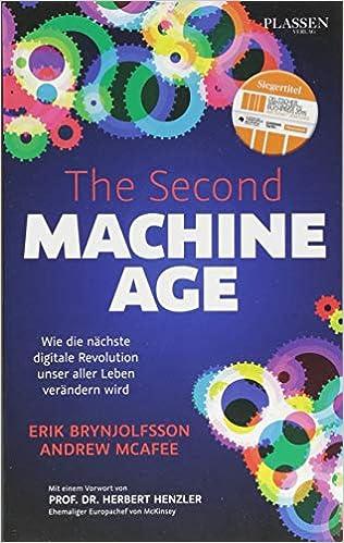 Cover des Buchs: The Second Machine Age: Wie die nächste digitale Revolution unser aller Leben verändern wird
