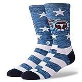 Stance Men's Titans Banner Socks