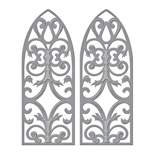 Spellbinders Venetian Gatefold Etched/Wafer Thin Dies ()