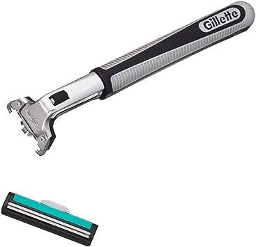 Afeitadora manual de cuchillas de afeitar de doble capa 1 para ...